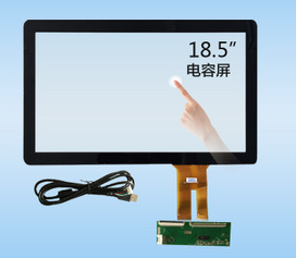 10.4 To 65 Inch G+G / G+FF Projected Capacitive Touch Screen Panel with USB interface
