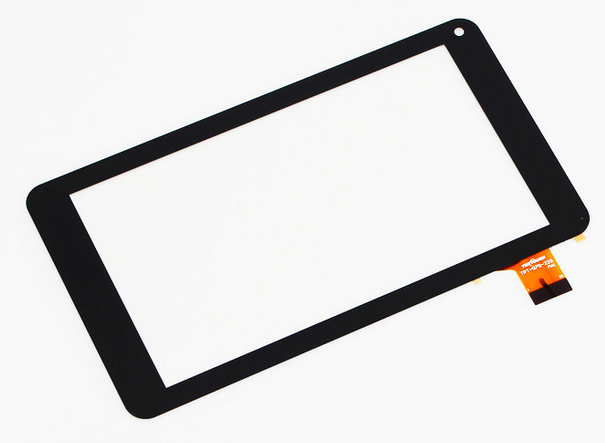 3.5 inch Multi Finger Projected Capacitive TouchScreen , Multi Touch Screen Panel