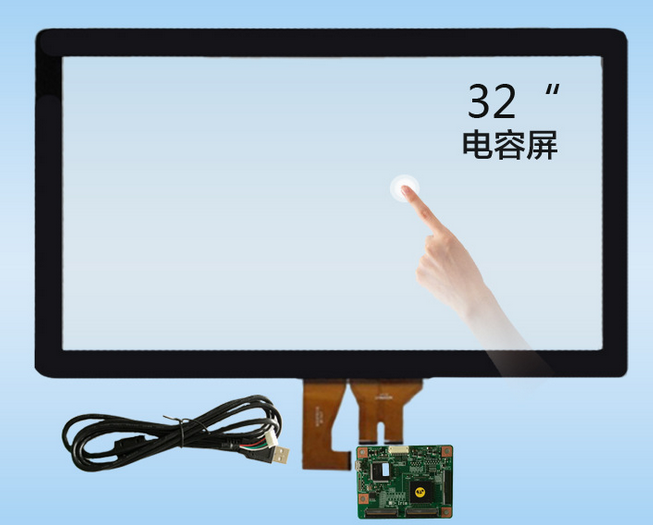 32 Inch Projected Capacitive Touch Panel