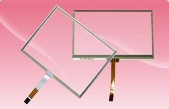 "RTP 4 Wire Resistive Touch Panel 2"" - 52"" , Glass + Film Industrial Touch Screen"