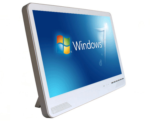 21.5 Inch Industrial Touch Screen All In One PC with 1037 Dual Core 1.8G / 2G / 160G