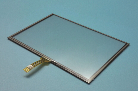 "High Accuracy 2 - 10.4"" Lcd Touchscreen Panel , 4 Wire Resistive Touch Screen"