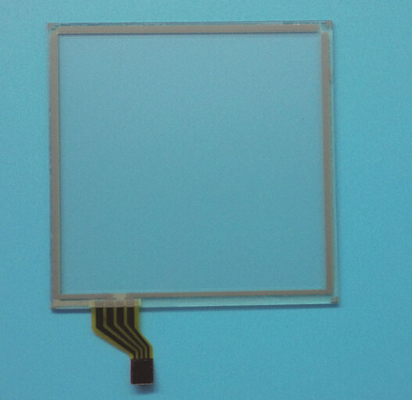China 5.2 Inch Digitizer Glass Resistive Touch Panel , Resistive Touchscreen Panel supplier