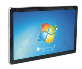 "China 32"" PCAP G+G Projective Capacitive Touch Panel with USB controller , Windows 8 supplier"