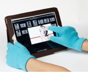 PCT / P - CAP Tempered Glass Projective Capacitive Touch Screen Glove Touch