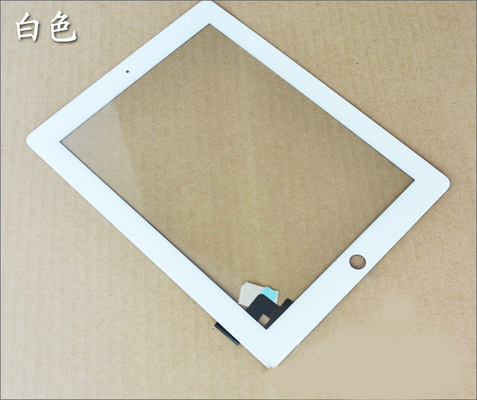 Glass Assembly Apple LCD Touch Screen Digitizer Replacement Part For iPad 4