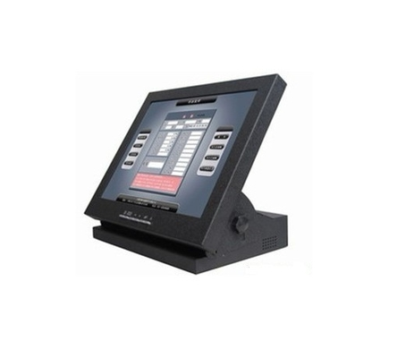 15 Inch Touch Screen POS Terminal, Intel 945GC+1CH7, Integrated intel Atom 230 533 MHz