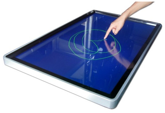 Large 42 Inch Touch Screen All In One PC Inner 1080P HD LCD